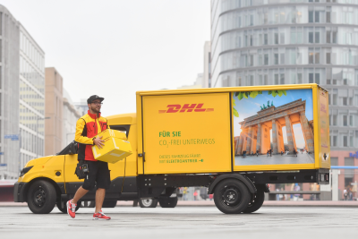 Dropshipping DHL Post