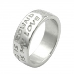 Ring, LOVE HAS NO END, Silber 925